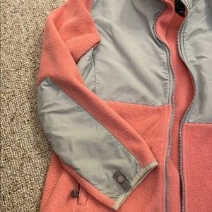 North Face Jacket Pink Sparrow